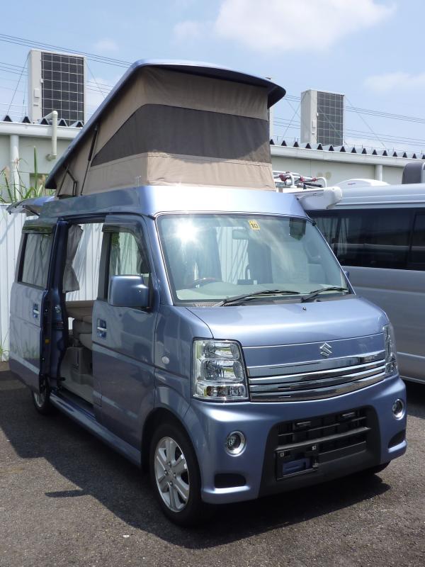 中古 軽 キャンピングカー